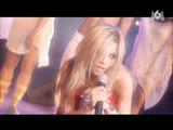 "Najoua Belyzel -""Je ferme les yeux""  ( Hit Machine )  01/07/2006"