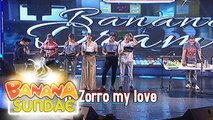 Banana Sundae: I'm Zorro My Love