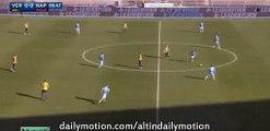 Gonzalo Higuain Amazing Chance - Verona vs Napoli - Serie A - 22.11.2015