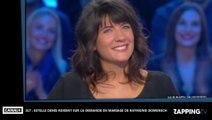 SLT - Estelle Denis : Ses confidences inattendues sur la demande en mariage de Raymond Domenech