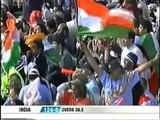 Cricket Fight - Rahul Dravid Vs Shoaib Akhtar