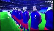Le crachat de Karim Benzema après la Marseillaise !