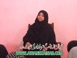 Moualma Rubab Haider Of Faisalabad Majlis 1 Muharram 2015 Chak 421 Karpala Tandlianwala