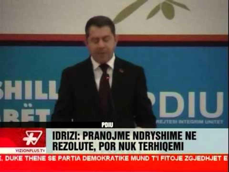 News Edition in Albanian Language - Vizion Plus - 2012 December 15 - 15:00