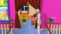 Goosey Goosey Gander Nursery Rhymes   3D Animation English Children Nursery Rhymes