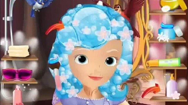 Amazing Sofia Rejuvenation Gameplay for Girls-Disney Princess Sofia Games Online