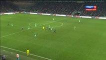 Georges-Kevin N'Koudou Goal - St Etienne 0 - 2 Marseille - 22/11/2015