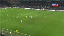 Georges-Kevin N'Koudou Goal - St Etienne 0 - 2 Marseille - 22_11_2015