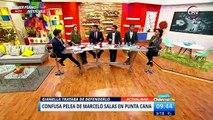 Video muestra a Marcelo Salas en el suelo tras riña en Punta Cana