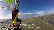 Windsurfing Chatel