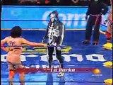 07 El Mesias, La Parka & Octagon vs. Los Wagner Maniacos