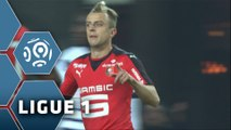 But Kamil GROSICKI (75ème) / Stade Rennais FC - Girondins de Bordeaux (2-2) -  (SRFC - GdB) / 2015-16