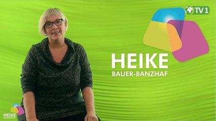 Heike Bauer-Banzhaf zu Gast Claudia Olbrisch