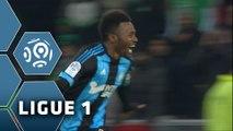 But Georges-Kévin NKOUDOU (51ème) / AS Saint-Etienne - Olympique de Marseille (0-2) -  (ASSE - OM) / 2015-16