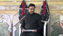 Nau Tasneef Marsia by Dr. Syed Majid Raza Abidi dated 22 November 2015