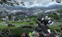 Kill Shot Black Ops Mission Region 1 - Kill The Cleaver with a Head Shot Gameplay