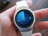 Samsung Gear S2 Hands On Reviews || First Look & Specs S2 3G & Gear S2 Classic