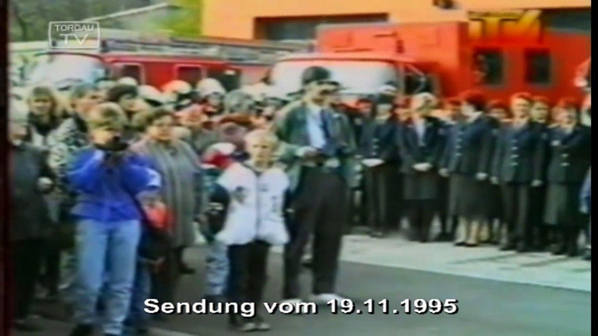 Tag Der Offenen Tür Bei Der Freiwilligen Feuerwehr Torgau
