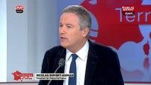 Invité: Nicolas Dupont-Aignan - Territoires d'infos