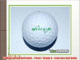 24 Nike Karma Golf Balls - Pearl / Grade A - from Ace Golf Balls