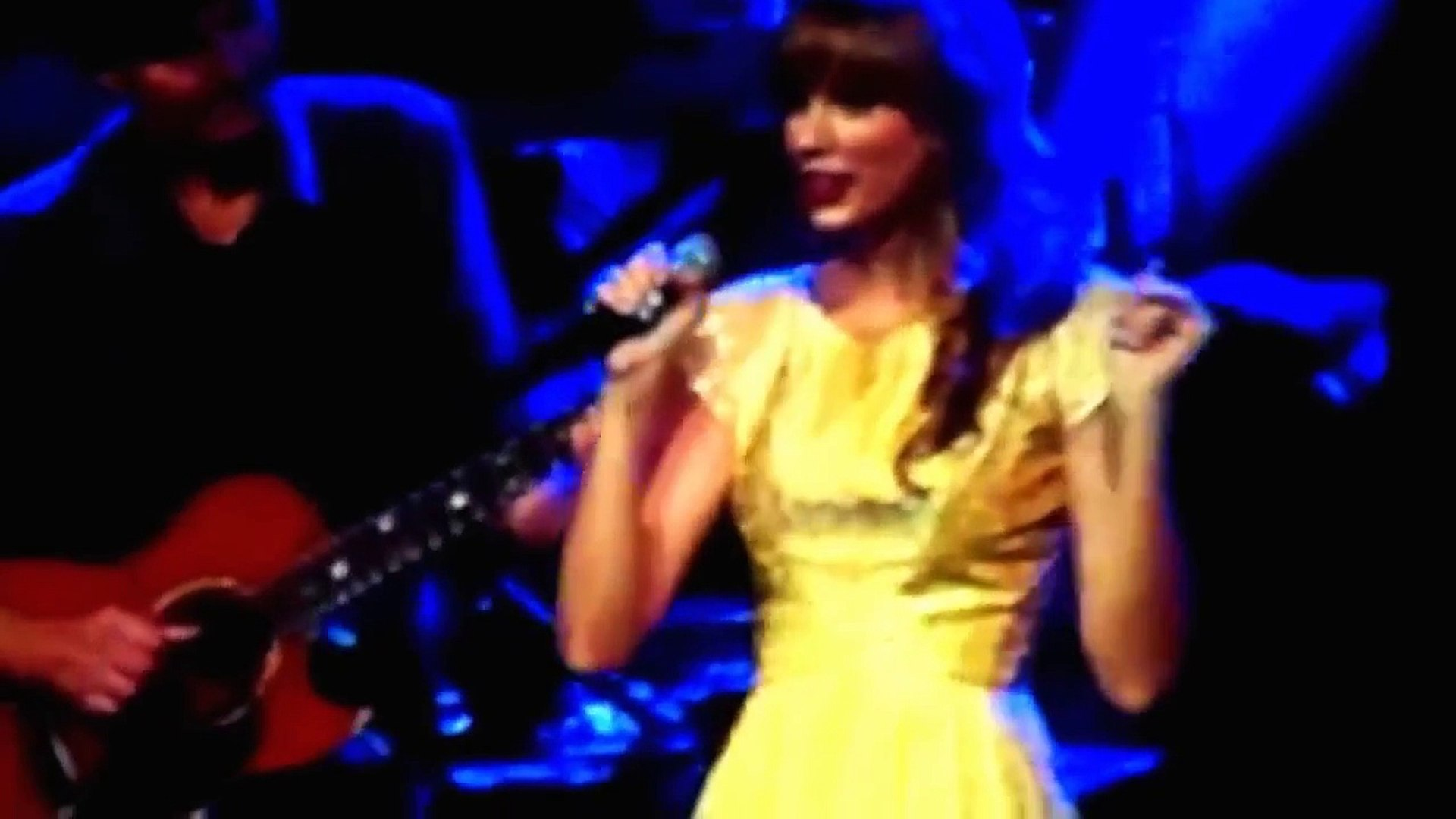 Taylor Swift & James Taylor - Live In Concert