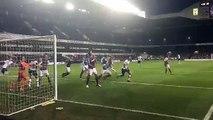 Tottenham scoring for Fun fans eye goal Alderweireld Spurs West Ham