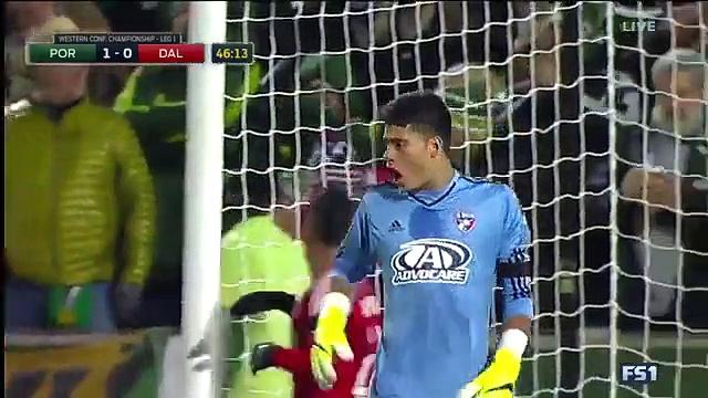 Portland Timbers vs. Dallas  3 – 1 Highlights (MLS – 23 November 2015)