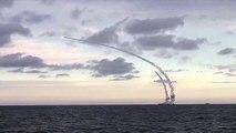 Des navires russes tirent 18 missiles de croisière sur Daesh