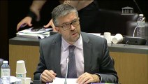 05.11.2015 - Commission élargie : crédits 2016 Ecologie, développement et mobilité durables (suite)