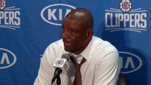 Doc Rivers Postgame Interview | Warriors vs Clippers | November 19, 2015 | NBA 2015-16 Season