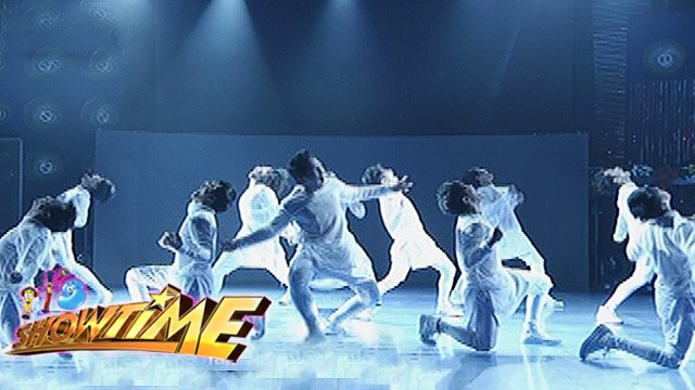 It's Showtime: Winning performance of XB GenSan in Dance2Dance competition