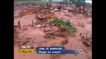 Lama de barragem da Samarco chega ao litoral do Espírito Santo