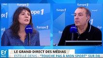 """Estelle Denis : """"C'est grâce à Europe 1 que je suis à la tête de Touche pas à mon sport"""""""