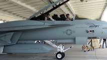 Boeing unveils UPGRADED F-18 Advanced Super Hornet Fighter for US NAVY and airforce
