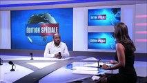 Mohamed Bajrafil - Réaction suite aux attentats du 13 novembre 2015 sur Antenne Réunion