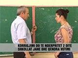 Korrigjimi i provimeve të matematikës - Vizion Plus - News - Lajme