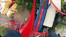 parc attraction Roller Coaster manege A SenSation