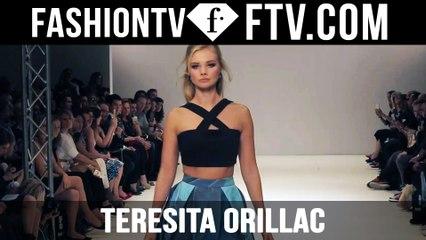 Teresita Orillac London Fashion Week S/S 16 | FTV.com