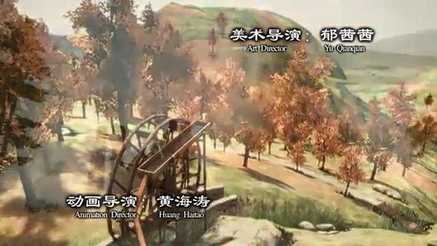 侠岚 第三季 第6集 心与心的联系