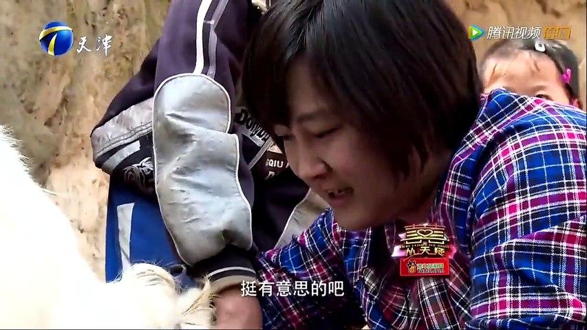 """囍从天降 141108 第三期 孩子被洗脑大唱""""贾玲好漂亮"""" 回应网友质疑:我在这很开心!"""