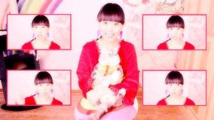 抱猫妹妹孙佳梵2013新年心愿元旦拜年