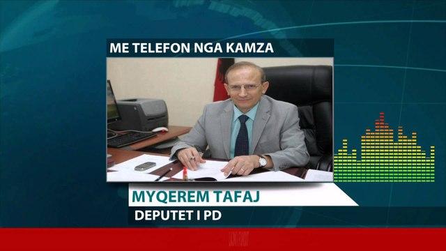 Report TV - Muqerem Tafaj flet për situatën e përmbytjeve