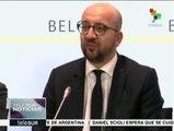 Charles Michel: Podríamos tener un ataque similar al de París