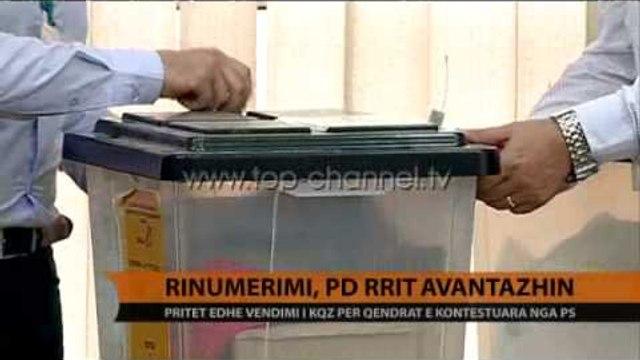 Rinumërohen votat e Lezhës - Top Channe Albania - News - Lajme