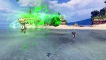 Dissidia Final Fantasy - Gameplay Shantotto