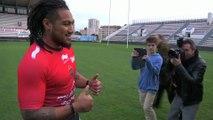 Rugby - Top 14 - RCT : Nonu débarque à Toulon