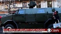 ISIS threats have law enforcement on alert