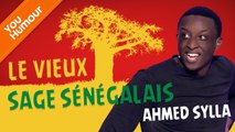 AHMED SYLLA - Le vieux sage sénégalais