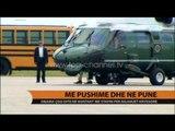 Obama, me pushime dhe në punë - Top Channel Albania - News - Lajme