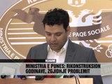 Ministria e Punës: Romët, strehim në Sharrë - Vizion Plus - News, Lajme